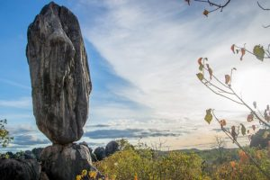 Chillagoe balancing rock formation