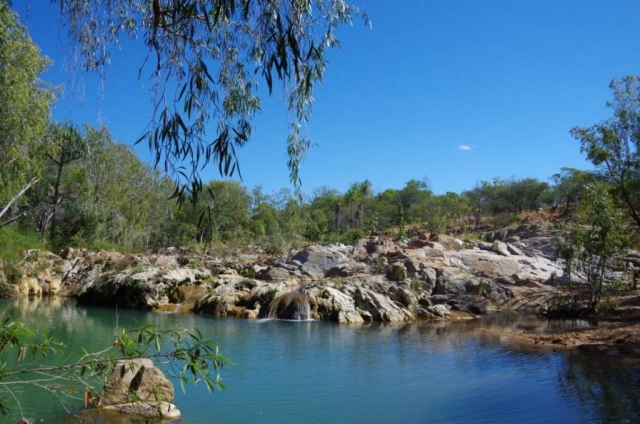 chillagoe creek