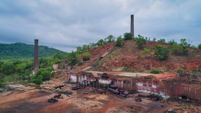 historic smelters chillagoe